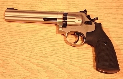 Smith & Wesson 686 6Zoll